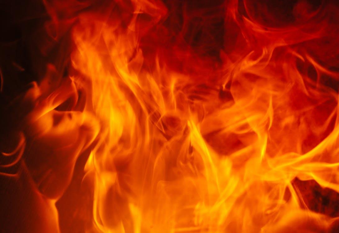 Mall Fast Food Restaurant Fire Immediate Response