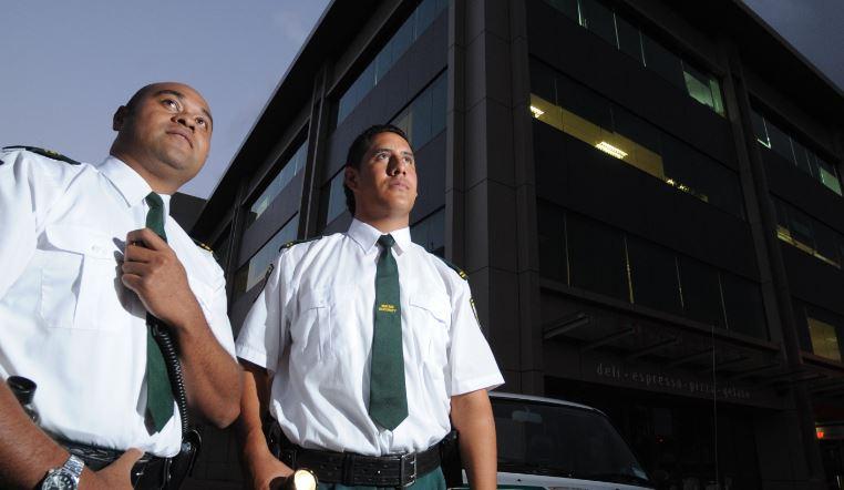Security Patrol Officers