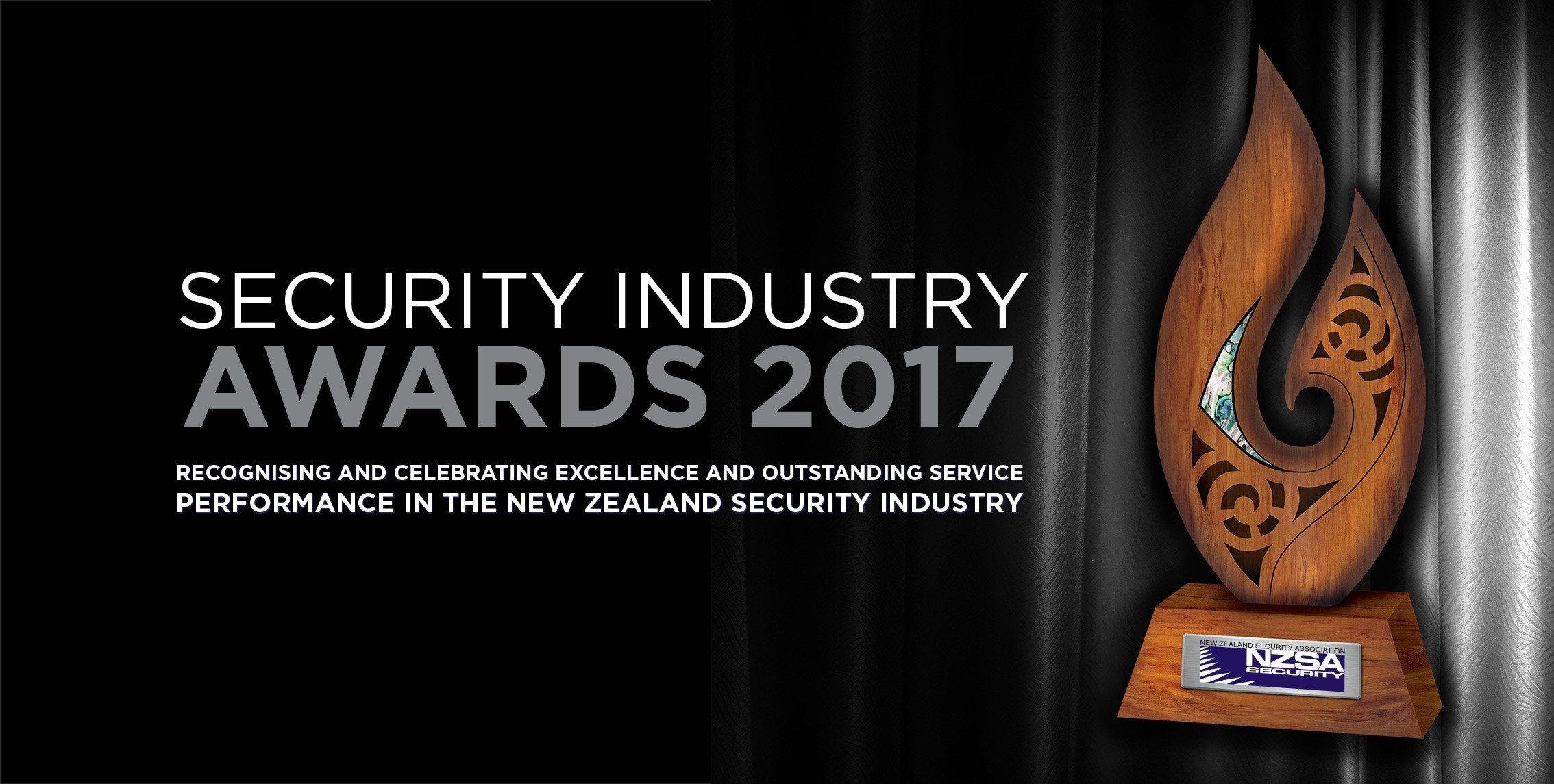 Security Industry Award Winners