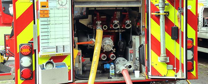 first fire responder