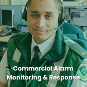 Commercial Alarm, Monitoring & Response